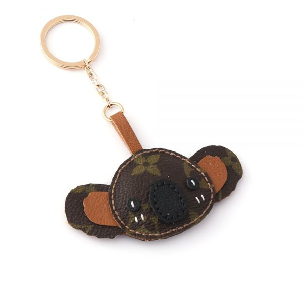 repurposed-lv-koala-keychain-charm