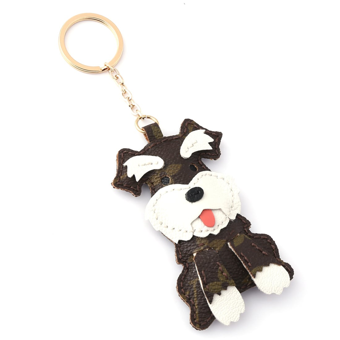 repurposed-lv-schnauzer-keychain-charm