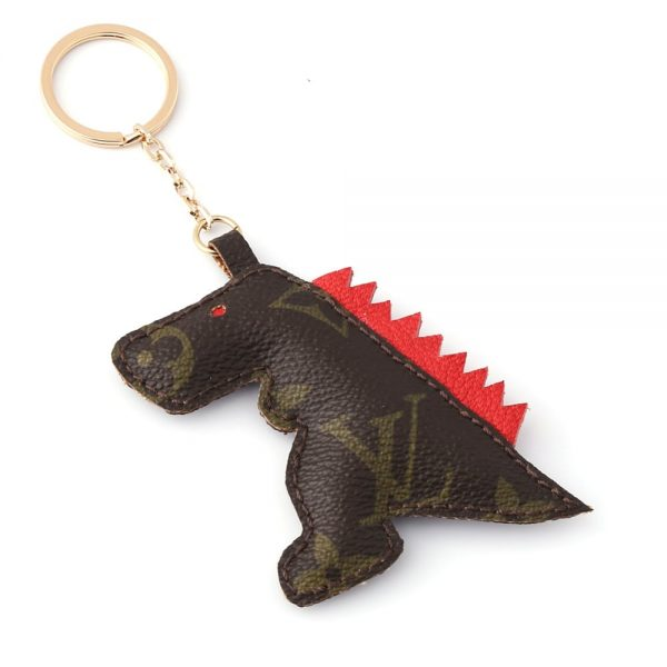 repurposed-lv-t-rex-keychain-charm