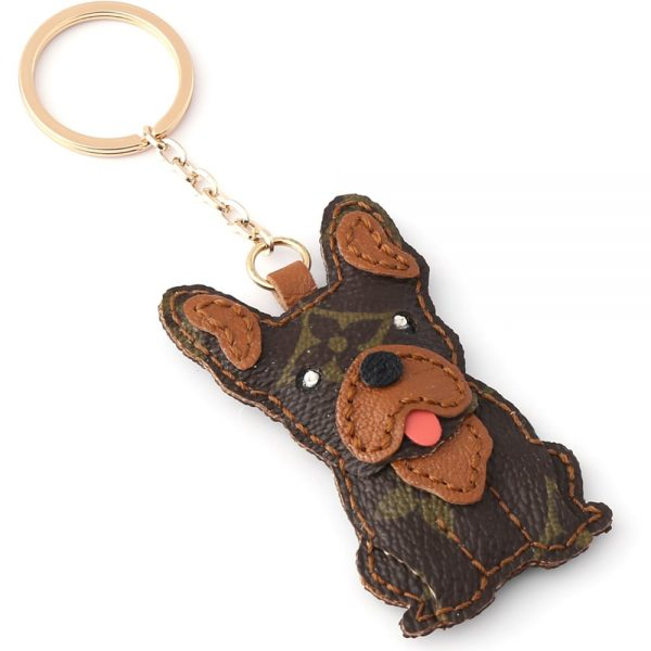 upcycled-lv-french-bulldog-keychain-charm