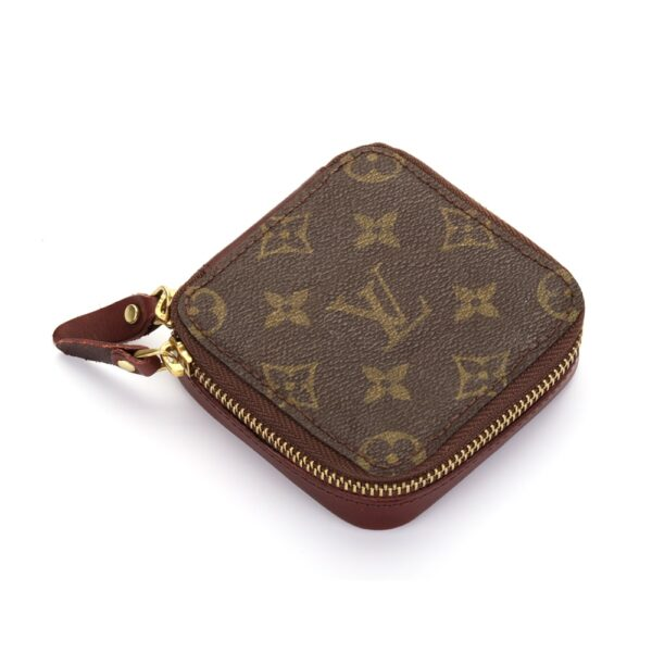Repurposed LV Portable Jewelry Pouches